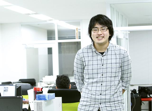 開発エンジニア/ゲーム開発事業部PM R.Oさん