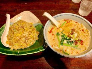LOWCALたじさんぽ2担々麺