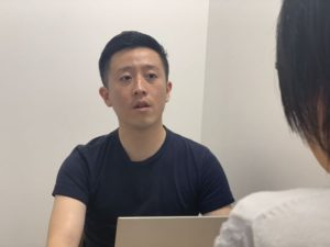 LOWCALMVPインタビュー取締役