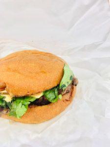 LOWCALたじさんぽ8ハンバーガー