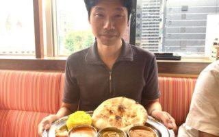 【たじさんぽvol9】恵比寿スパイシーなインドカレー~いろんな味を食べ比べ~